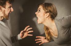 Ритуалы на ссору между двумя людьми