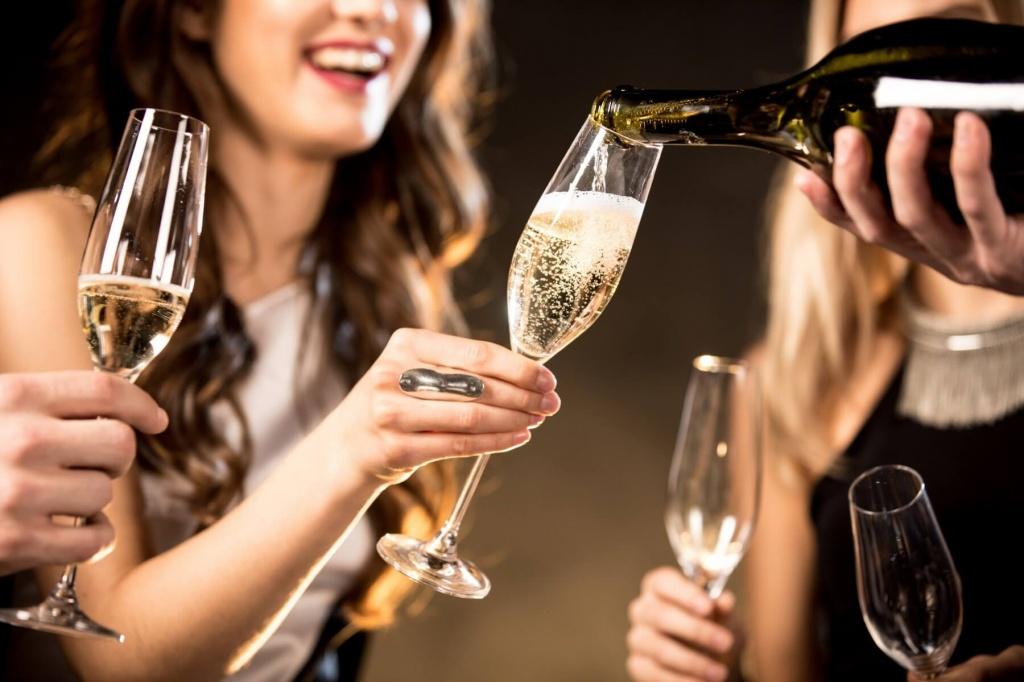 Шампанское - к чему снится