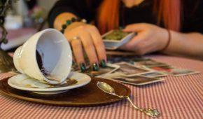 Гадание на кофейной гуще что значит