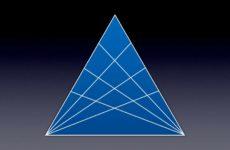 Треугольник – к чему снится