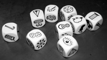 Онлайн гадание на кубиках – точный ответ «Будем ли мы вместе»