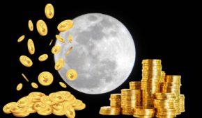 Эффективные заговоры на деньги в новолуние