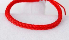 Молитвы и заговоры на красную нить — история оберега и его предназначение
